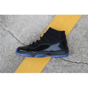Jordan Air JordanAj11 AJ11 11 November High Series Cap And Gown SKU 378037005 Cool Black Gamma Ray Best