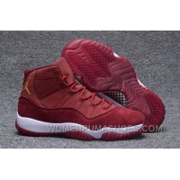 "AIR JORDAN 11 GS ""RED VELVET"" Free Shipping ENFdK"