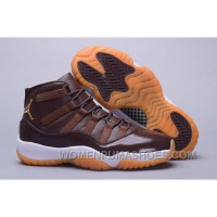 Air Jordan 11 Hamilton Chocolate Gum Top Deals SDWAPe