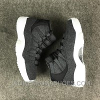 Air Jordan 11 Wool Dark Grey Cheap To Buy XwMmYC