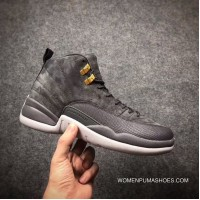 Air Jordan 12 Dark Grey 9 2018 New Best