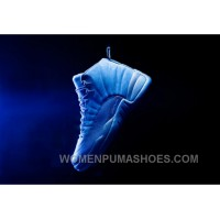 Air Jordan 12 Blue Suede 130690-400 Cheap To Buy Ekkdz