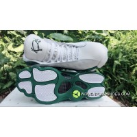 AJ13 Air Jordan 13 Allen Ray White Green Top Deals WtbGcjz