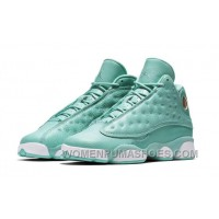 Aj13 Air Jordan 13 Tiffany Blue Women 2017 New Lastest 4eYd8