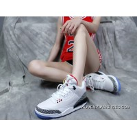 Nike Air Jordan 3 Retro NRG 923096-101 Dunk Contest White Cement Burst AJ3 Online