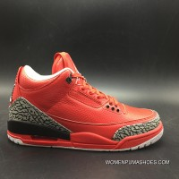 Air Jordan 3 AJ3 Grateful By Khaled Bulls Red SKU 580775-601 Size Super Deals