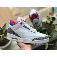 Aj3 Seoul FULL GRAIN LEATHER Quality And The Air Jordan 3 Retro Seoul Aj3 Seoul Limited AV8370-100 Size New Release