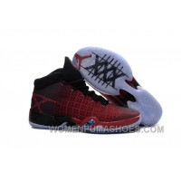 "New Air Jordan 30 XXX ""Gym Red"" Gym Red/Gym Red-Black For Sale Hb7Gz"
