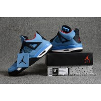 Scott X Air Jordan 4 High Quality For Sale