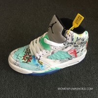 AIR JORDAN 5 Graffiti Wings Amber Men Shoes Online
