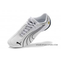 Ferrari Future Cat M1 Shoes Whiteblack Online