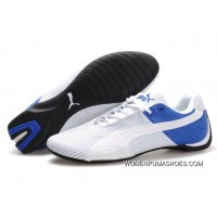 Puma Future Cat Remix Nt Shoes Whiteblue New Style