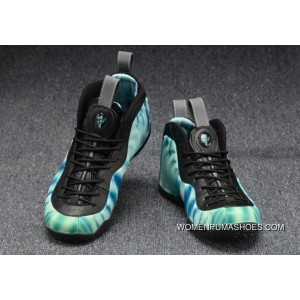 Nike Air Foamposite One Northern Lights Green Glow Black New Release