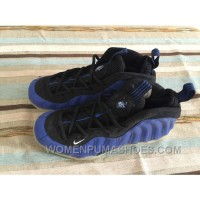 Nike Air Foamposite One Penny Hardaway Galaxy Blue Black Online YRhAzan