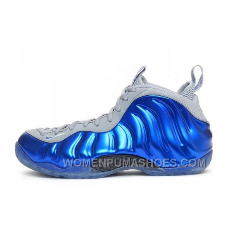 ea804bd63a771 Nike Air Foamposite One Sport Royal Game Royal-Wolf Grey For Sale ...