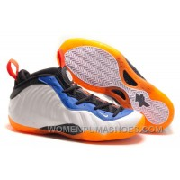 """Nike Air Foamposite One """"Knicks Home"""" Mens Basketball Shoes Authentic BiT8fx7"""