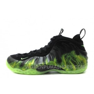 """Nike Air Foamposite One """"ParaNorman"""" Black/Electric Green For Sale Top Deals StzkFYm"""