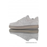 One Of The Most Upgrade Transparent Insole Vancouver Brand Canada Defending Champion Reigning Champ X Nike Air Force One 07 A Generation Classic Low All-Match Sneakers The Defending Fog Grey 3MAA1117-119 Online