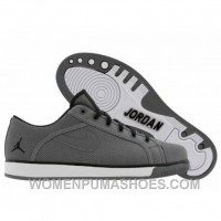 Air Jordan Sky High Retro Low Cool Grey Black White 454076-011 For Sale