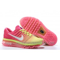 Authentic Nike Air Max 2017 Pink Volt White For Sale C3w8yFn