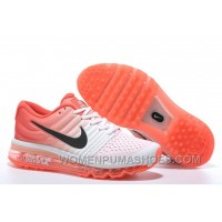 Authentic Nike Air Max 2017 White Orange Black Copuon Code RxfSe