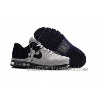 Authentic Nike Air Max 2017 KPU Grey Navy Discount XBw72
