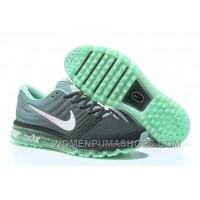 Authentic Nike Air Max 2017 Black Mint Green New Style CHzCN