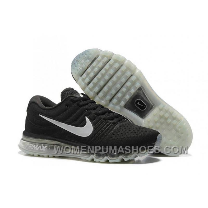 Authentic Nike Air Max 2017 Black Grey Best NDEmY6