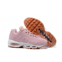 Nike Air Max 95 2017 Spring New Pink Women Authentic M3JTp