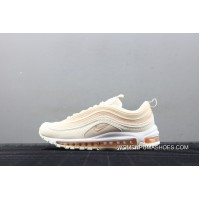 Nike Air Max 97 M Pink Bullet Zoom Running Shoes 921733-801 Free Shipping
