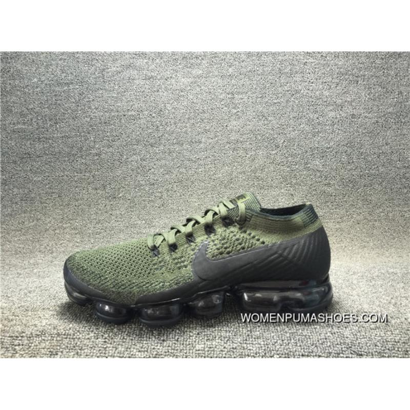 2017 New High Quality NIKE AIR VAPORMAX FLYKNIT Woven FLYKNIT Mesh Breathable Running Shoes 849558300 Men Shoes Latest
