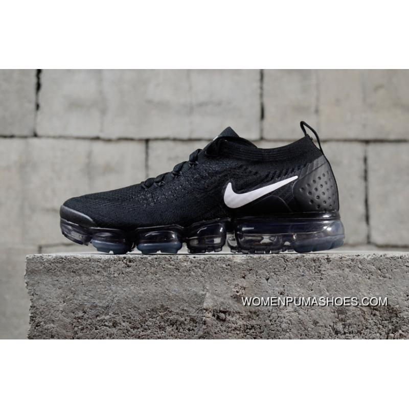 Nike Air Vapormax Flyknit 2018 20 Zoom Black White 942842001 New Style