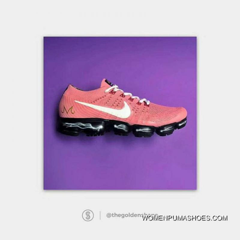 Nike Air VaporMax Flyknit 2018 20 Zoom Air Dragonball ID Customized Limited Edition AA3859017 Women Shoes 6 New Style