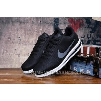 GREY BLACK NIKE CORTEZ RETRO 3 For Sale 4XM8Qt