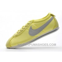 Nike Cortez Womens Yellow Black Friday Deals 2016[XMS1867] Free Shipping NckN42z