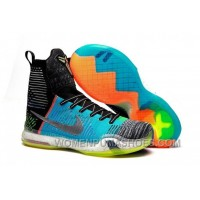 "Nike Kobe 10 Elite High SE ""What The"" Mens Basketball Shoes Discount Tm3YQN"