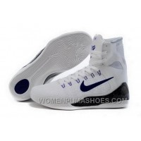 Buy Cheap Nike Kobe 9 High 2015 White Black Mens Shoes Discount JNz4eW8