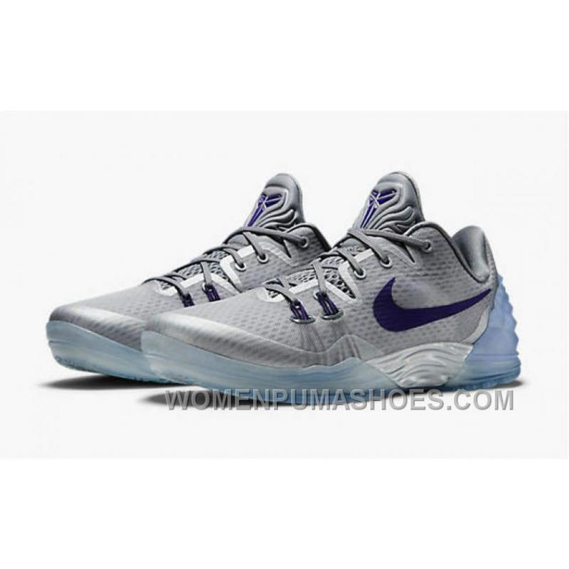 Nike Zoom Kobe Venomenon 5 EP Wolf Grey Court Purple