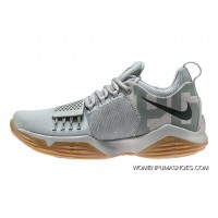 Nike Pg1 Baseline Wolf Cool Grey 878627 009 Basketball Shoes New Style