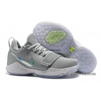 Nike Zoom Pg 1 Shoes Nike Zoom Pg 1 Grey Colorful Basketball Shoes Free Shipping