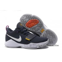 Nike Zoom Pg 1 Shoes Nike Zoom Pg 1 Pacers Basketball Shoes For Sale