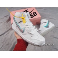 Women Nike Dunk SB High Sneakers SKU 92572-217 For Sale
