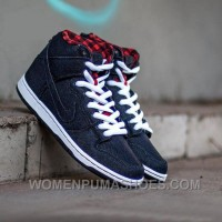 Nike SB Dunk High 313171-441 Men SKATEBOARDING LUMBERJACKS Cheap To Buy