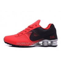 NIKE SHOX DELIVER 809 RED WOMEN BIGGER SIZE Top Deals BCG7A