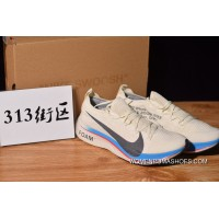 Creative Collaboration Women Shoes And Men Shoes Back To The Spring Offwhite X Nike Vaporfly Flyknit 4 Flyknit Marathon Super Running Shoes Ow Beige White Black Blue The Orange AJ3857-004 Size Outlet