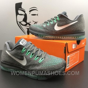 Nike Zoom All Out Flynit Green Online ZGYQeP