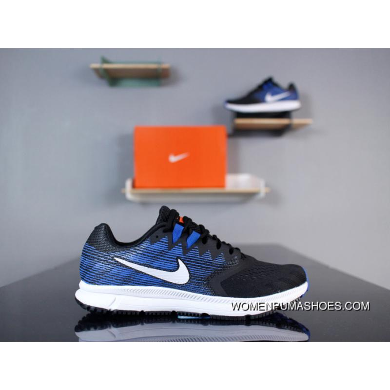 brand new 3f1f0 bd7d0 Nike Air Zoom Span 2 908990-908990 Black Blue LUNAREPIC Type 2 Zoom Air Max  Store Selection Top Deals