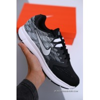 a1d132195b76 NIKE ZOOM SPAN2 Generation Of Black With WHite 908990-001 Women Shoes And Men  Shoes