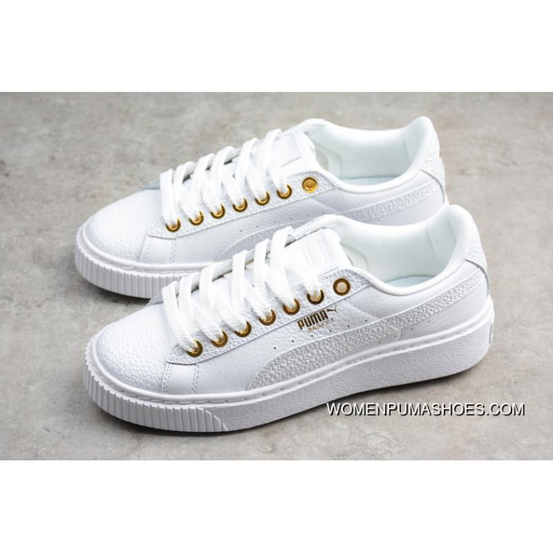 51d34e81592 ... The R20 Puma All White Snakeskin Stone 364233-01 Women Shoes And Men  Shoes Discount ...