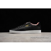 Puma 1 Black Pink 357543-16 Women Shoes New Style